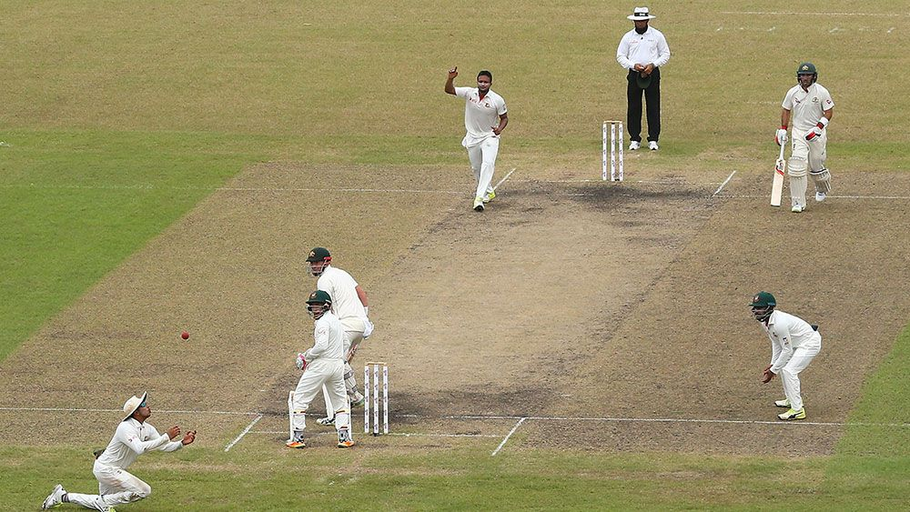 Australia S Batting In Asia Still A Problem After Loss To Bangladesh