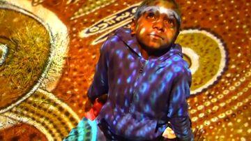 News Darwin Northern Territory Parrtjima Aboriginal culture light show art