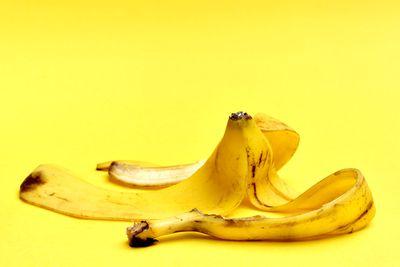 Banana peels can purify water