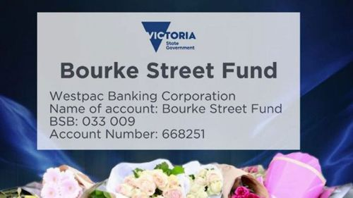 A fund for Bourke Street vicitms. (File image)