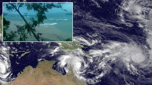 NZ stands by to help cyclone battered Pacific islands