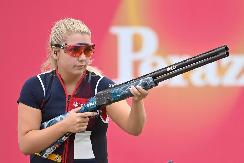 Tokyo Olympics 2021: World No.1 skeet shooter Amber Hill out of Games with COVID-19