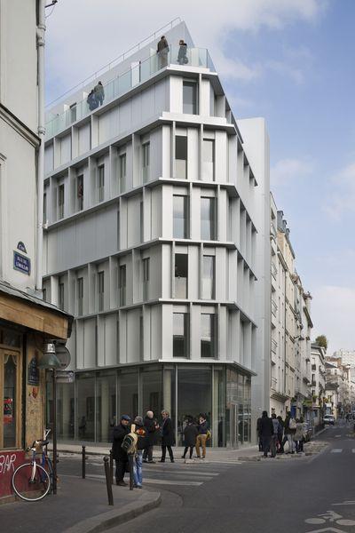Aluminium Tip by Babin+Renaud, Paris.