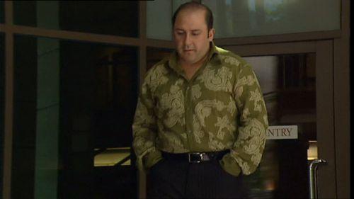 Convicted criminal Tony Mokbel.