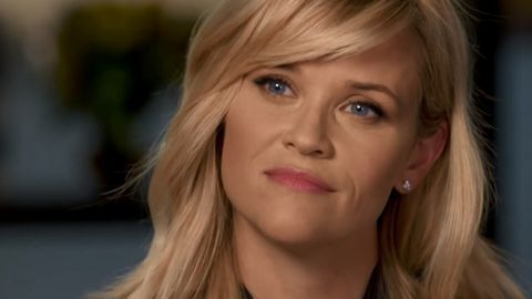 Reese Witherspoon once cried 'ugly tears' for three days