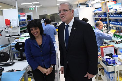 "Scott Morrison says Julia Banks ""bullying and intimidation"" claims are ""being dealt with""."