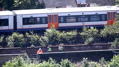 Three people killed in mystery London train incident