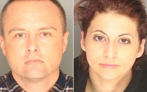 Pair arrested after body found dismembered, dumped in golf course