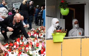 Hundreds in Germany mourn five children allegedly killed by mother