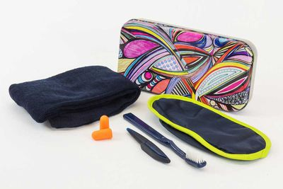 Business Class Amenity Kit, Europe - Skysupply for TAP Air Portugal