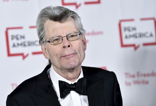 Horror author Stephen King has sold the film rights to one of his short stories for less than one pound.