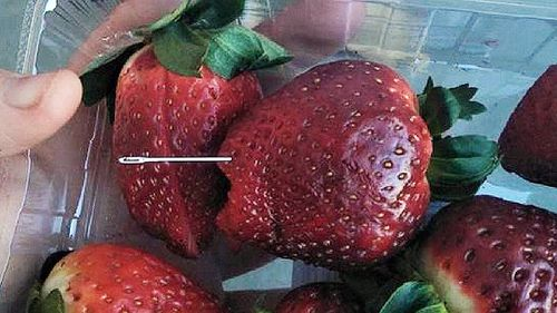 The incidents come just months after Australia experienced a similar crisis, when strawberries were found across the country contaminated with sewing needles.