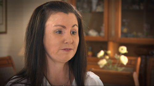 Simone O'Brien is a vocal advocate for domestic violence survivors. Picture: TODAY