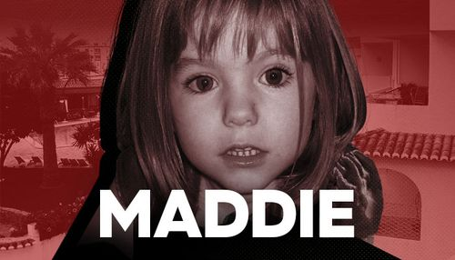 Maddie podcast investigation of Madeleine McCann disappearance.
