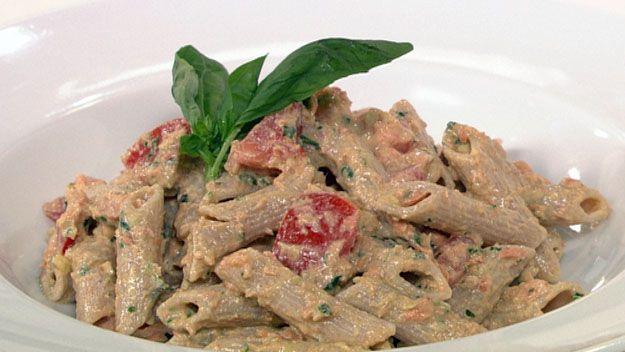 Monday night pasta