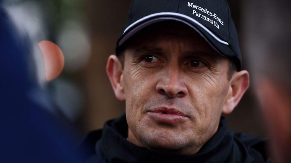 Master trainer Chis Waller has been hit with a $30,000 fine. (AAP)