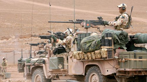 Australia's former Afghan stronghold reportedly in danger of falling to 'ISIL affiliated' Taliban forces