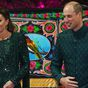 Pakistani ministers 'storm out' of reception with Kate and William