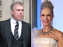 Prince Andrew, Lady Colin Campbell