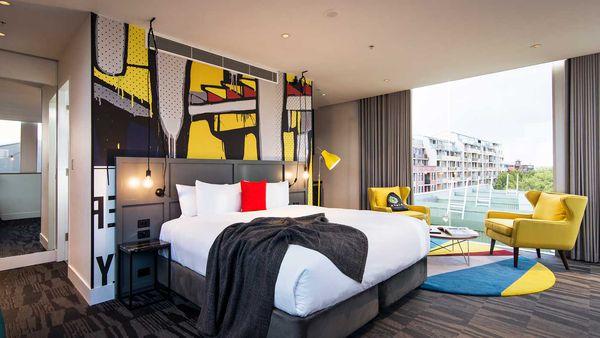 Ovolo 1888 penthouse suite