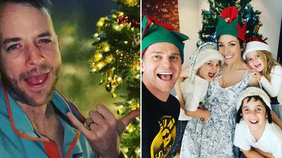Aussie stars share their gorgeous Christmas trees