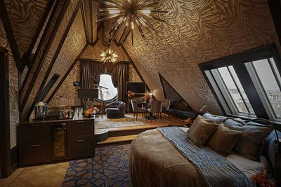World's Most Inspired Design Hotel: Hotel TwentySeven, Amsterdam, Netherlands