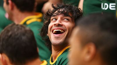 <b>Johnathan Thurston, Queensland finalist</b><br> Australian international, Queensland State of Origin representative and North Queensland Cowboys captain and considered a legend of rugby league. (Image: Getty)