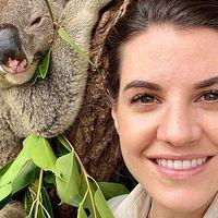 A day in the life of Taronga Zoo zookeeper Suzie MacNamara