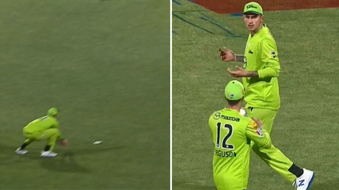 Sydney Thunder's Alex Hales defends BBL fielding tactic after legend's 'cheating' criticism