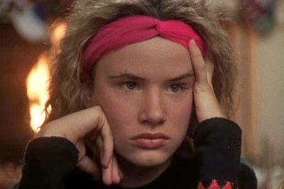Juliette Lewis: Then...