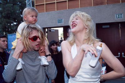 Supposedly named after a heart-shaped box Courtney Love gave songwriter Kurt Cobain.