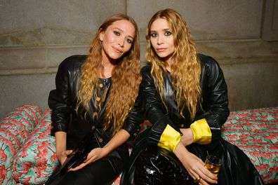 Mary-Kate Olsen and Ashley Olsen attend the 2019 Met Gala  in New York City.