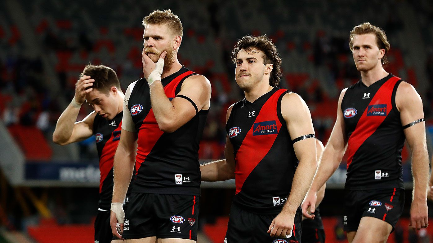 Matthew Lloyd says Essendon president's supplements comments reflect club-wide view