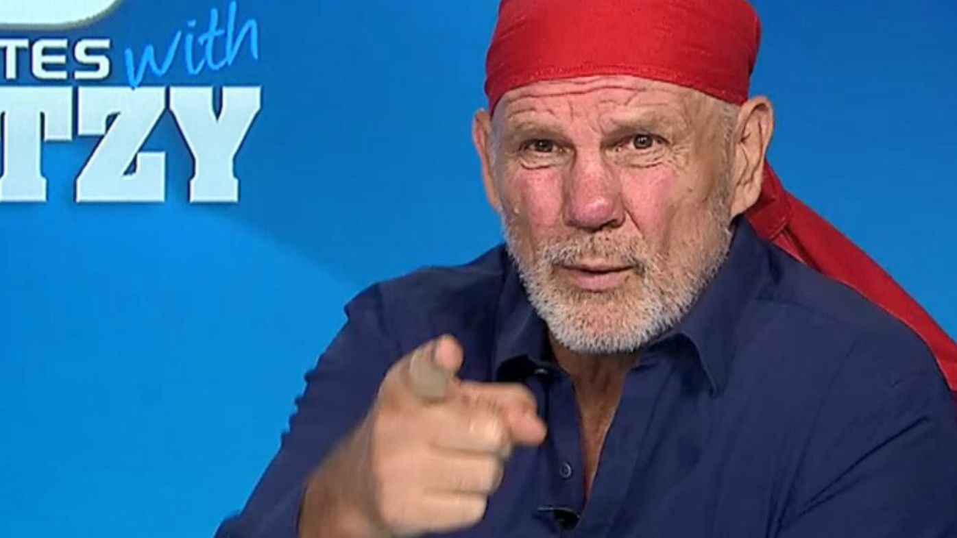 FitzSimons serves Folau an earful over homophobic comments