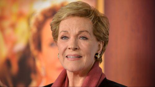 Showbiz legend Dame Julie Andrews to helm My Fair Lady production in Sydney
