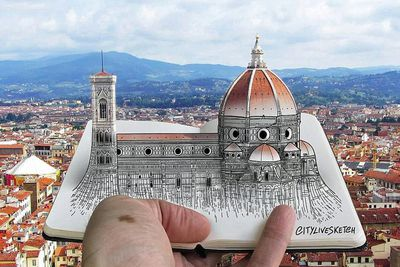 <strong>Florence Cathedral, Italy</strong>