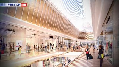 The shopping centre will be expanded by 50 percent and will feature more than 350 stores. Anchor stores Myer and David Jones will be joined by Swedish giant H&M and Japanese retailer Uniqlo.