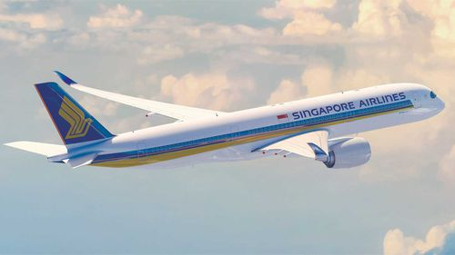 Singapore Airlines new Airbus A350-900