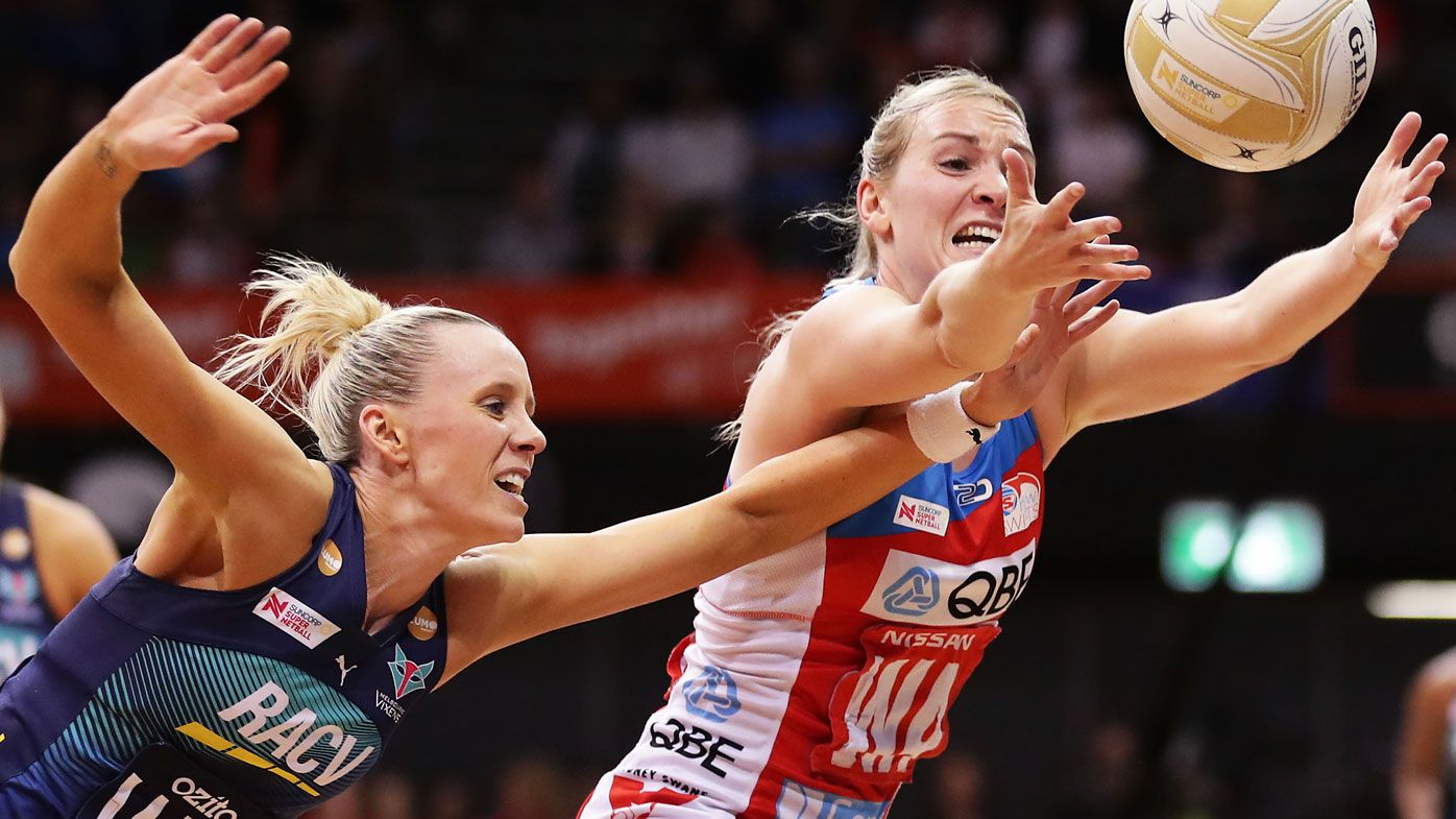 Super Netball season to be relocated to Queensland due to COVID-19 outbreak