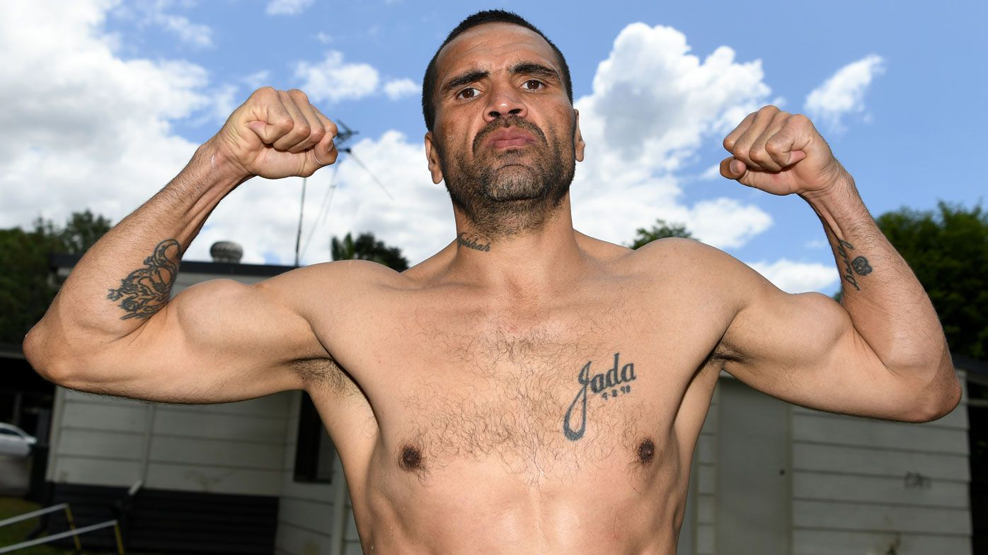 Anthony Mundine was Sven Ottke's toughest fight, until his awful KO loss