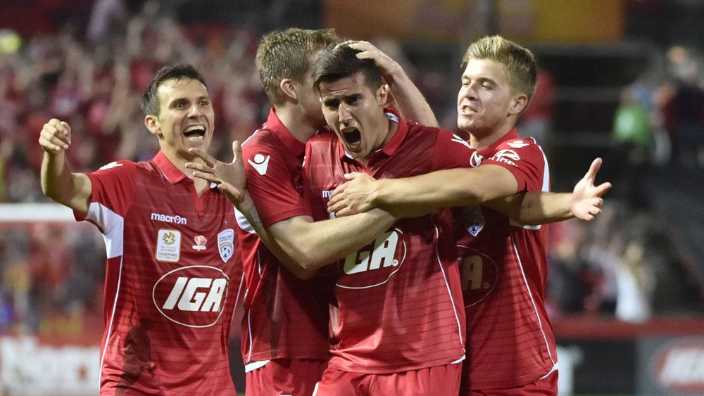 Reds, Roar play out draw 1-1 in A-League