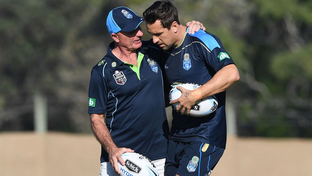 State of Origin 2017: Peter Sterling says Blues fans can expect a different style of play in game I