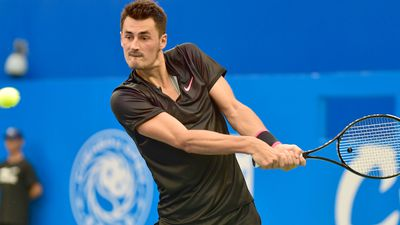Tomic sent packing in Vienna opener
