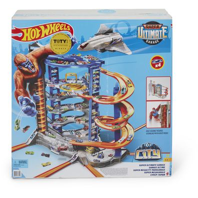 The Hot Wheels Super Ultimate Garage is selling for $169.