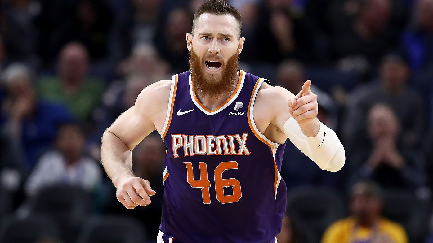 Aussie NBA star Aron Baynes signs two-year deal with Toronto