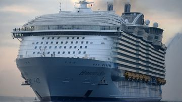 Teen falls to death from cruise ship