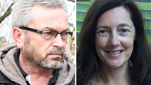 Borce and Karen Ristevski. (AAP)
