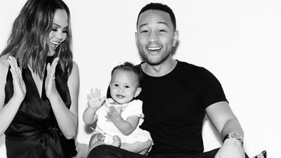 "<p>Model Chrissy Teigen and singer John Legend welcomed baby Luna into the world 12 months ago. The picture-perfect trio celebrated this week with a cake (made by her mama) and a photo shoot to mark the occasion.</p> <p>Dedicated mother Chrissy posted this adorable pic to Instagram with the following touching post.</p> <p>""Happy first birthday Lu. My lovebug. You are all the best parts of the both of us and I cannot believe how much has happened in your first 12 months of life. We love you to the luna and back.""</p> <p>Click through for more heart-melting shots of Chrissy and Luna plus a swag of other gorgeous celebrity bubs celebrating their first birthdays.</p>"