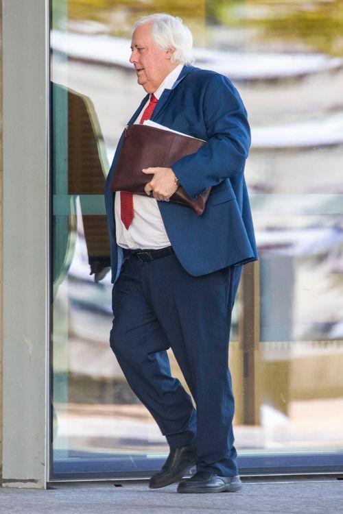 Clive Palmer reprimanded by Queensland Nickel trial judge