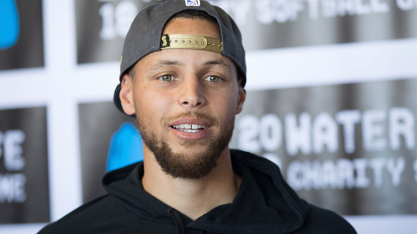 NBA star Stephen Curry makes incredible donation towards golfer's wife in cancer battle